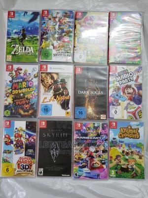 Nintendo Discs Available From 27k Each | Video Games for sale in Lagos State, Ajah