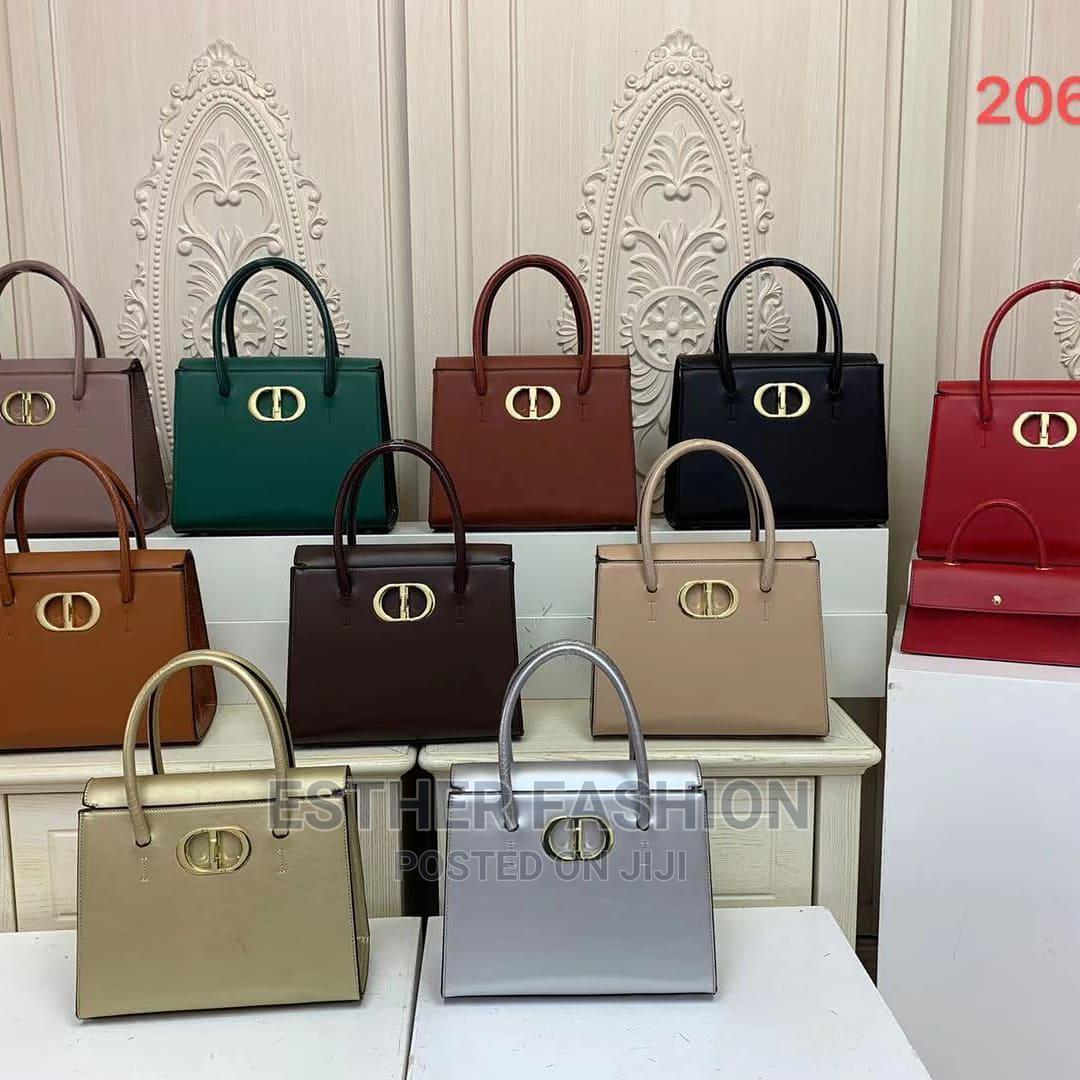 Ladies Quality Leather Handbag