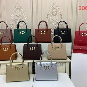 Ladies Quality Leather Handbag | Bags for sale in Lagos State, Ikeja