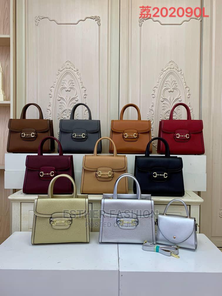 Ladies Quality Leather Handbag | Bags for sale in Ikeja, Lagos State, Nigeria