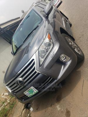Lexus LX 2015 Gray   Cars for sale in Lagos State, Ikeja