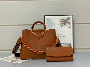 Ladies Quality Genuine Leather Handbag | Bags for sale in Lagos State, Ikeja