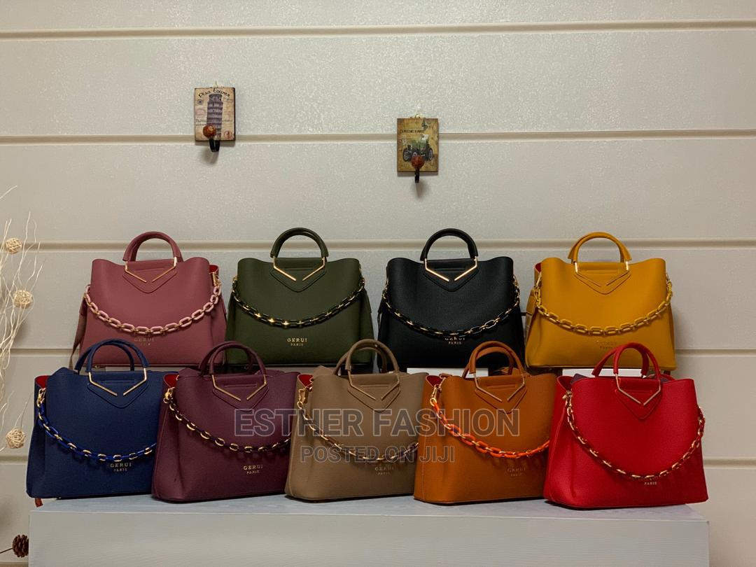 Ladies Quality Genuine Leather Handbag | Bags for sale in Ikeja, Lagos State, Nigeria