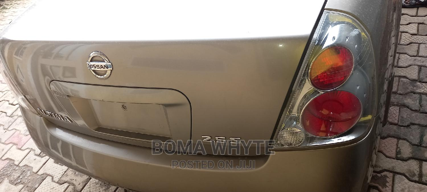 Nissan Altima 2005 2.5 Beige | Cars for sale in Yaba, Lagos State, Nigeria