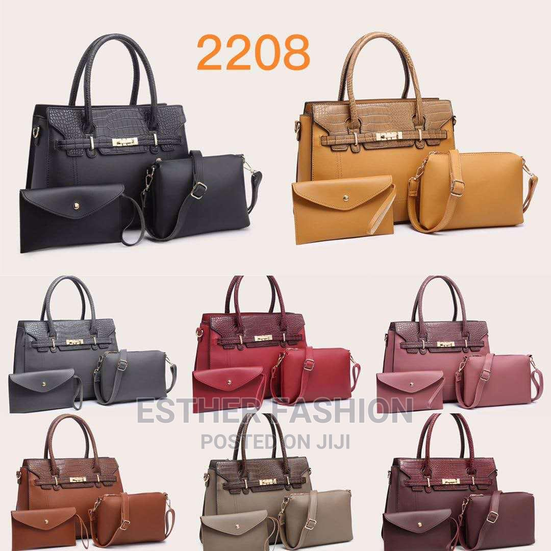 Female Quality Leather Handbag