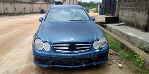 Mercedes-Benz C230 2003 Blue   Cars for sale in Ogun State, Obafemi-Owode