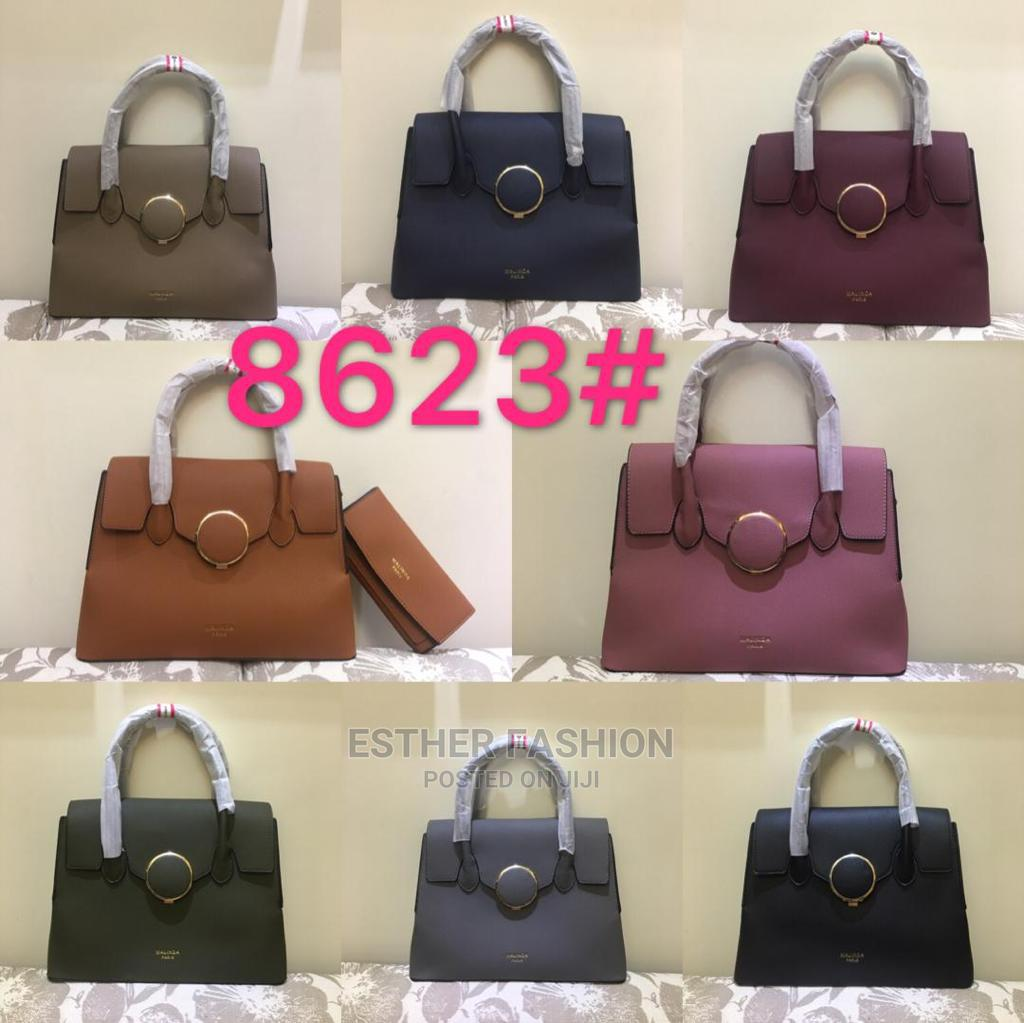 Quality Female Leather Handbag   Bags for sale in Ikeja, Lagos State, Nigeria