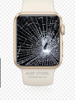 Apple Iwatch Series 6 44mm Screen Replacement   Accessories for Mobile Phones & Tablets for sale in Rivers State, Port-Harcourt