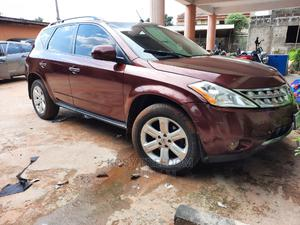 Nissan Murano 2006 SE Red   Cars for sale in Anambra State, Idemili