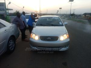 Toyota Corolla 2003 Silver | Cars for sale in Kwara State, Ilorin South