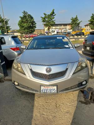 Acura ZDX 2010 Base AWD Silver | Cars for sale in Lagos State, Ilupeju