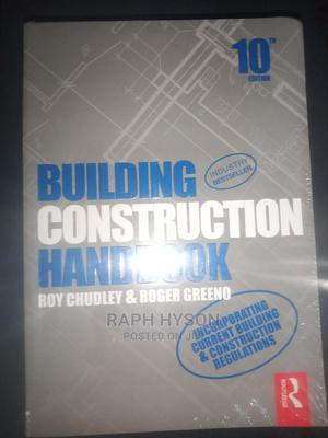 Building Construction Handbook 10th by Chudley   Books & Games for sale in Lagos State, Ogba