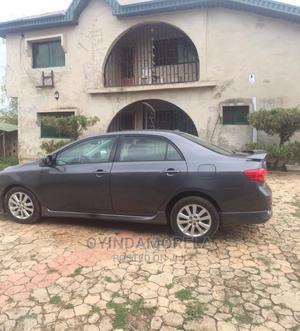 Toyota Corolla 2010 Gray   Cars for sale in Oyo State, Ibadan
