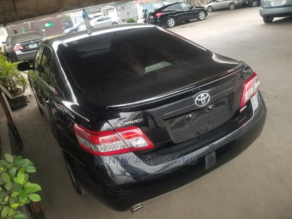 Toyota Camry 2008 Black | Cars for sale in Surulere, Lagos State, Nigeria