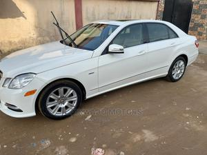 Mercedes-Benz E350 2012 White   Cars for sale in Lagos State, Amuwo-Odofin