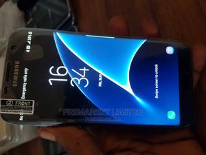 Samsung Galaxy S7 edge 64 GB Black | Mobile Phones for sale in Edo State, Benin City
