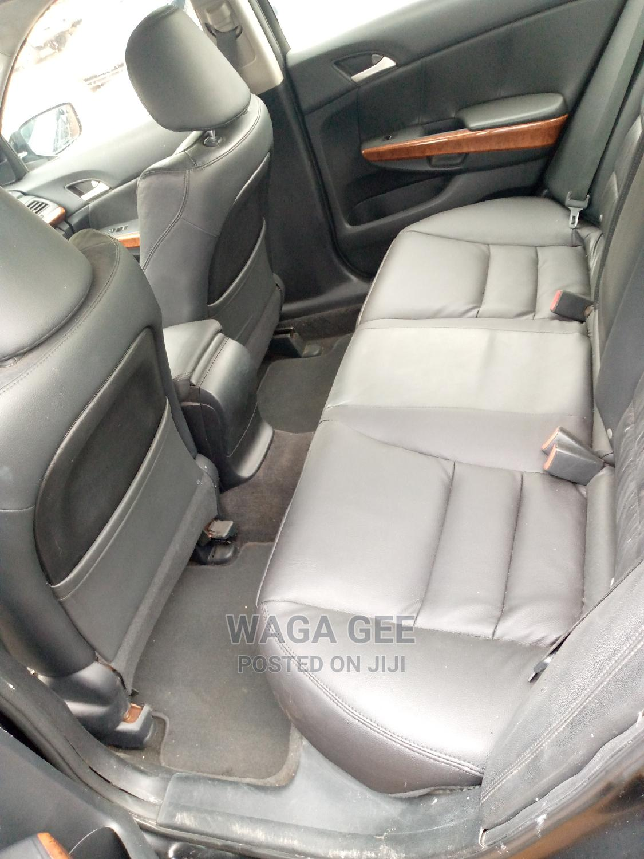 Honda Accord 2013 Black | Cars for sale in Gaduwa, Abuja (FCT) State, Nigeria