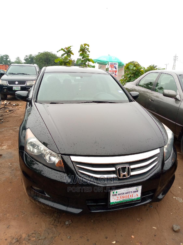 Honda Accord 2013 Black