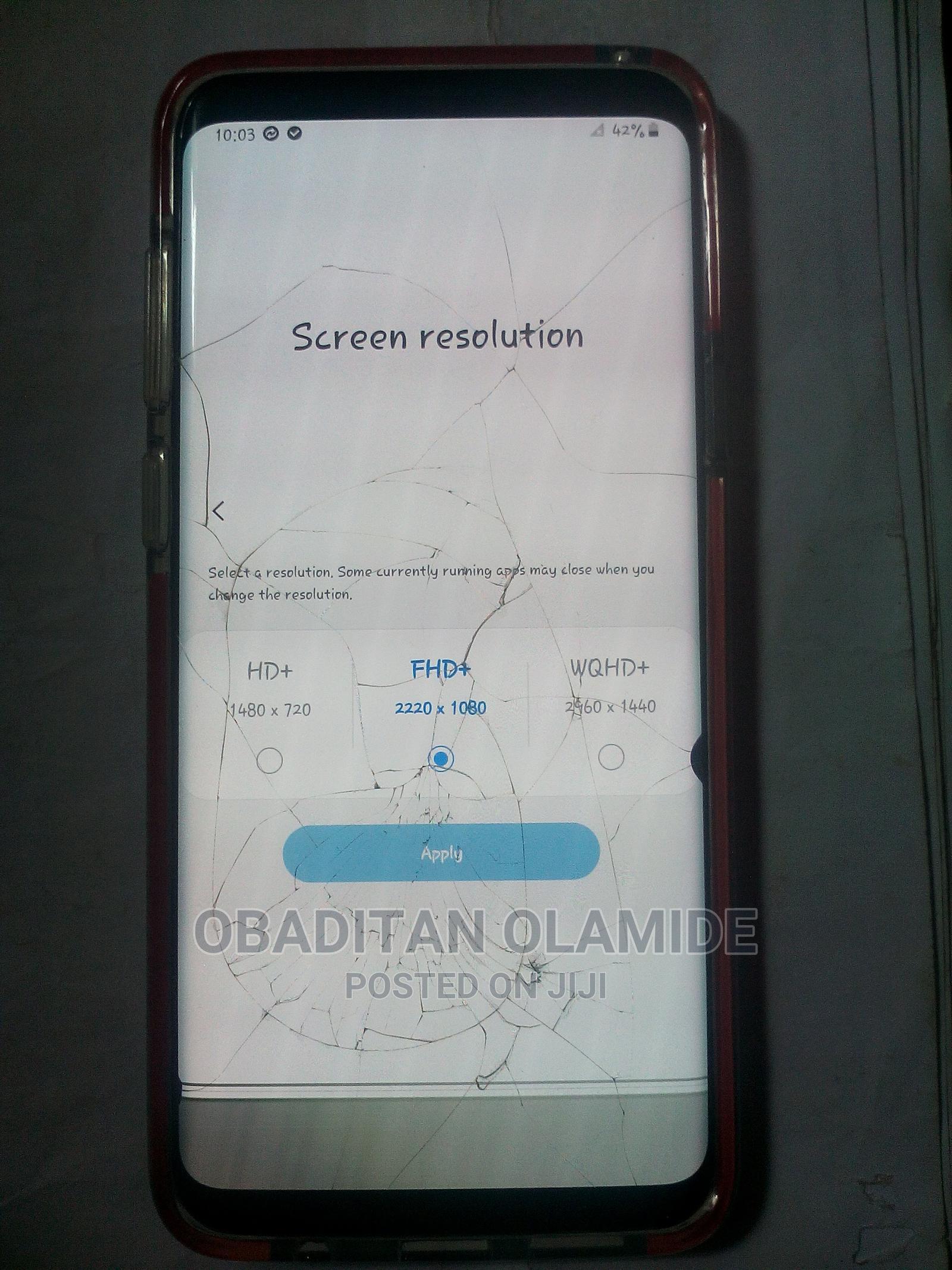 Samsung Galaxy S9 Plus 64 GB Gold | Mobile Phones for sale in Ikorodu, Lagos State, Nigeria