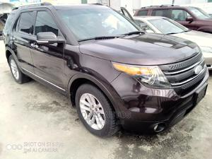 Ford Explorer 2015 Brown   Cars for sale in Rivers State, Port-Harcourt