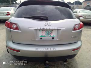Infiniti FX35 2006 Silver   Cars for sale in Rivers State, Port-Harcourt