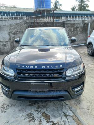 Land Rover Range Rover Sport 2014 Black   Cars for sale in Lagos State, Maryland