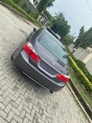 Honda Accord 2014 Gray | Cars for sale in Lagos State, Ajah