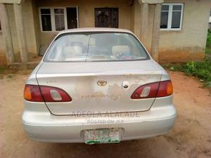 Toyota Corolla 1999 Sedan Silver | Cars for sale in Ogun State, Ijebu