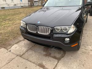 BMW X3 2007 Black   Cars for sale in Lagos State, Ikeja