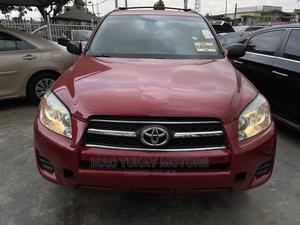 Toyota RAV4 2006 I4 Red | Cars for sale in Lagos State, Ikeja