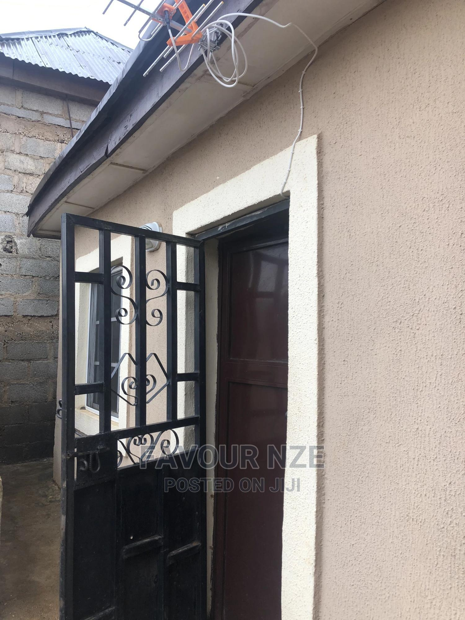 1bdrm House in Millionaires, Kubwa for Rent