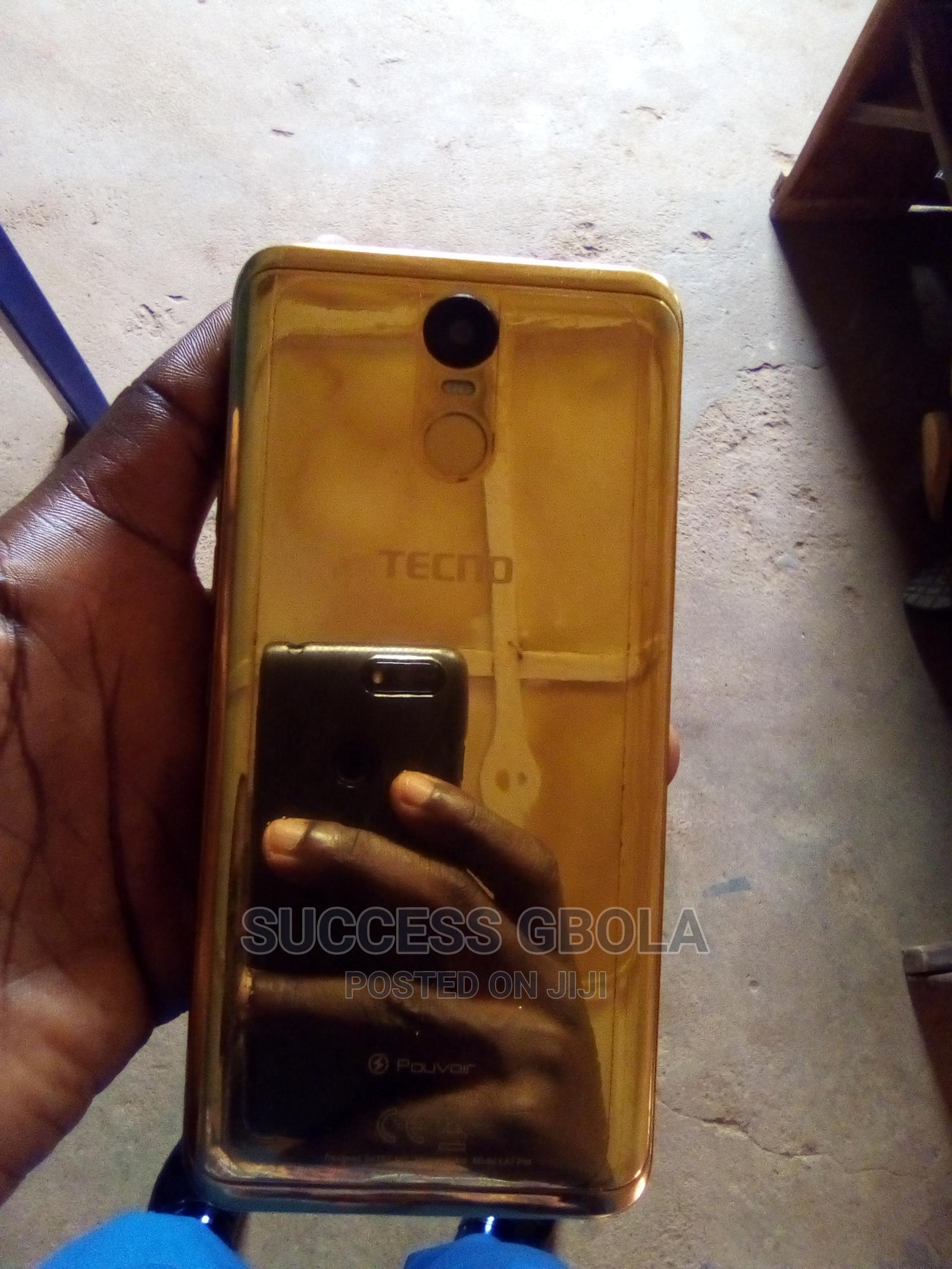 Tecno Pouvoir 2 Pro 16 GB Gold   Mobile Phones for sale in Kaduna / Kaduna State, Kaduna State, Nigeria