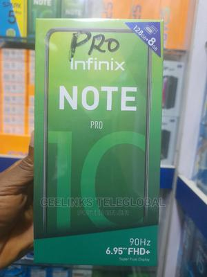 New Infinix Note 10 Pro 128 GB Green | Mobile Phones for sale in Lagos State, Ikeja