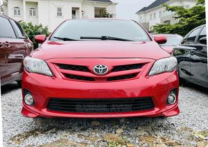 Toyota Corolla 2011 Red | Cars for sale in Abuja (FCT) State, Mabushi