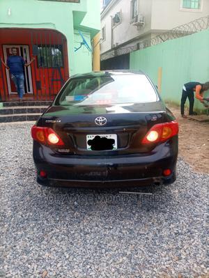 Toyota Corolla 2008 Black | Cars for sale in Edo State, Benin City