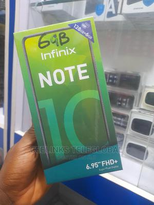 New Infinix Note 10 128 GB Blue | Mobile Phones for sale in Lagos State, Ikeja