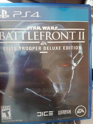 PS4 Star Wars Battlefront 2 Elite Trooper Deluxe Edition   Video Games for sale in Lagos State, Agege