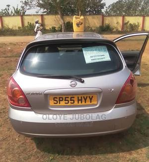 Nissan Almera 2005 Gray   Cars for sale in Oyo State, Egbeda