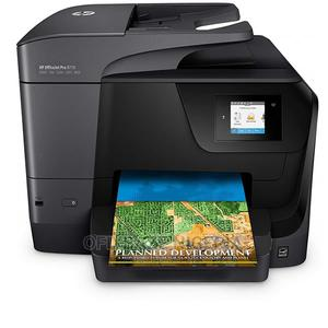 HP Officejet Pro 8710 All-In-One Printer | Printers & Scanners for sale in Lagos State, Lagos Island (Eko)