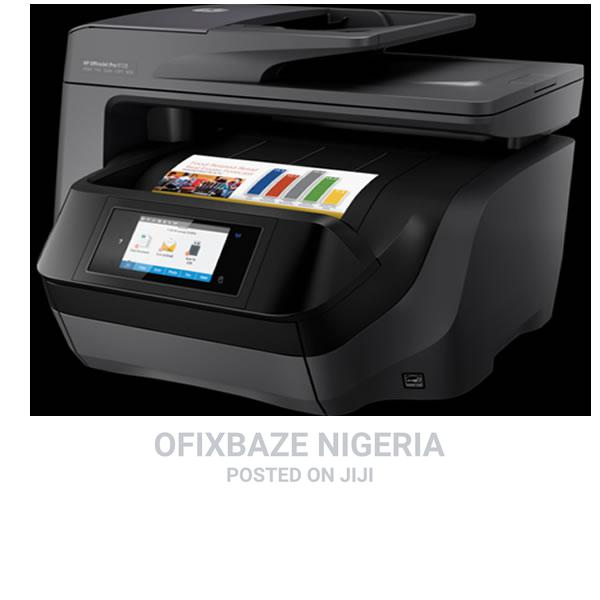 HP Officejet 8720 All-In-One Printer