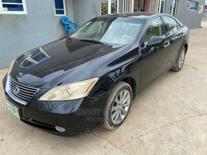 Lexus ES 2009 350 Black   Cars for sale in Lagos State, Ifako-Ijaiye