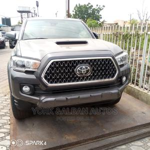 Toyota Tacoma 2018 Gray | Cars for sale in Lagos State, Ajah