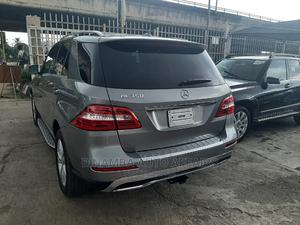 Mercedes-Benz M Class 2014 Gray | Cars for sale in Lagos State, Surulere