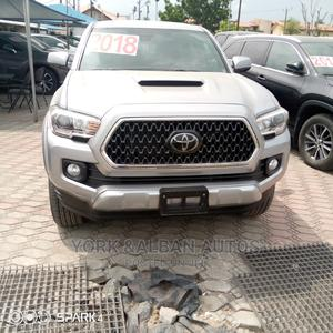 Toyota Tacoma 2018 TRD Sport Silver | Cars for sale in Lagos State, Lekki