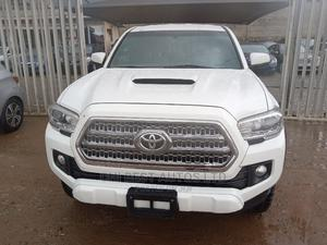 Toyota Tacoma 2016 White | Cars for sale in Lagos State, Ojodu