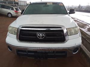 Toyota Tundra 2010 White   Cars for sale in Lagos State, Ojodu
