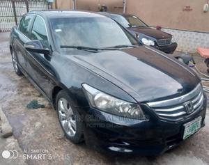 Honda Accord 2008 Black   Cars for sale in Lagos State, Ikeja