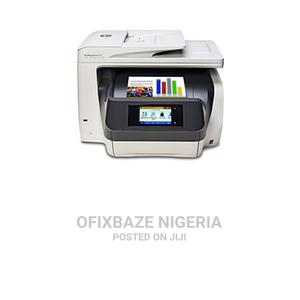 HP Officejet Pro 8730 D9L20A Wireless All-In-One Color Prin | Printers & Scanners for sale in Lagos State, Lagos Island (Eko)