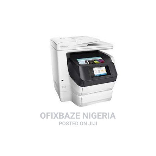 HP Officejet Pro 8740 All-In-One Wireless Printer