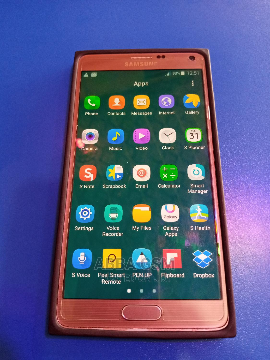 Archive: Samsung Galaxy Note 4 32 GB Gold